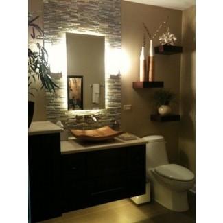 Hana bath tropical bathroom chicago