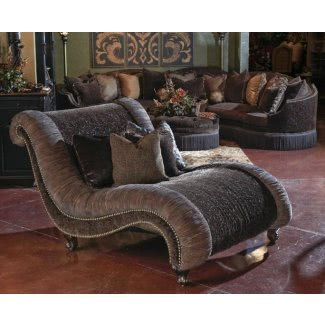 Chaise lounge interior doble 1