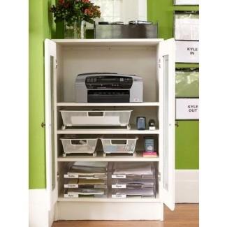 Gabinete para impresora 3