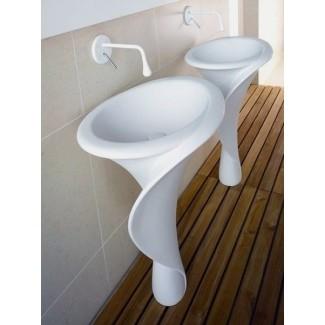 Lavabo de baño único