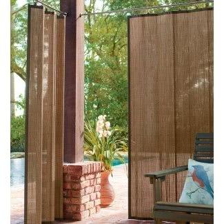 Paneles de bambú para exteriores 2