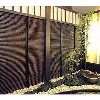 Mamparas de privacidad al aire libre para jacuzzis