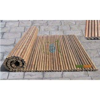 Pantallas de bambú exteriores