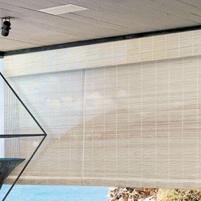 Imperial Matchstick Bamboo Roller Shade