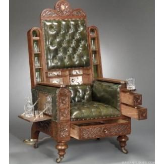 Cigar chair 1