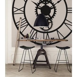 Basado en el reloj gigante del museo dorsay en