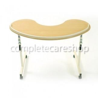 Mesa reclinable sobre