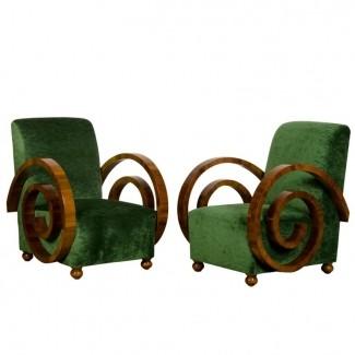 Sillas Art Deco