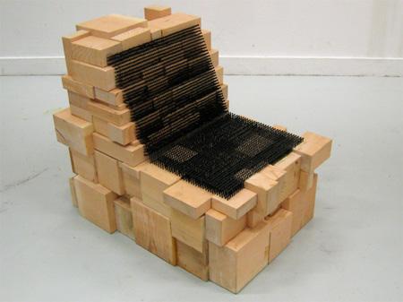 tornillo de silla