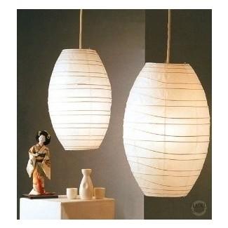 Lámparas colgantes japonesas 15