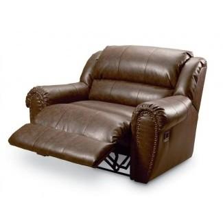 Silla y medio sillón reclinable
