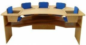 Mesa para niños de 5 asientos