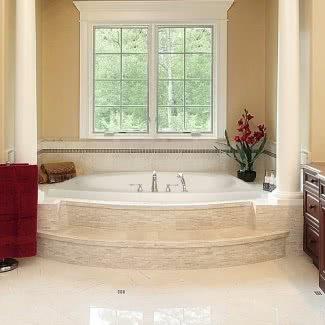 Bañera de hidromasaje de diseño Home Spa