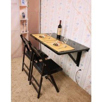 Mesa de cocina de pared