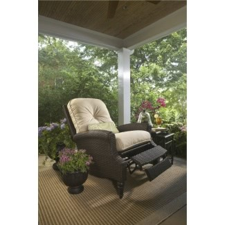 Sillones reclinables para patio exterior