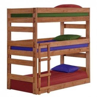 Kids e2 80 99 camas para espacios pequeños twin triple