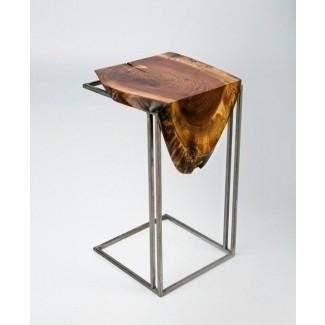Mesas con bandejas modernas para tv