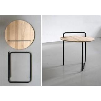 Mesas plegables de acero