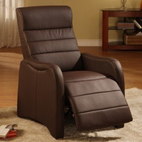 Rissanti Campbell Sillón reclinable ergonómico 30450 Chocolate