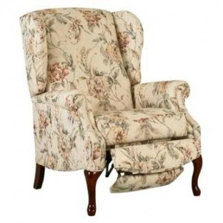 Sillones reclinables queen anne 1