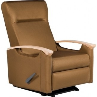 La Z Boy Contract Furniture Harmony Medical Sillón con brazos abiertos - Tapicería de vinilo , H6025-V, H6025 V, H6025V