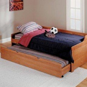 Cama Capitán Twin con cama