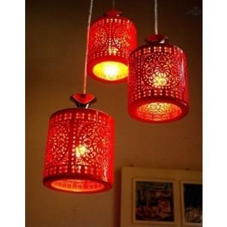 Lámparas colgantes asiáticas 1 [19659007] ❤️ </span></div> <p class=