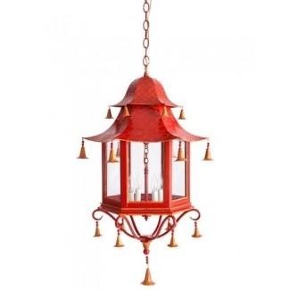 Lámparas de estilo asiático