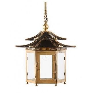 Lámparas colgantes asiáticas 20