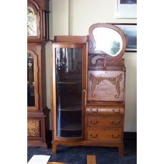 Mueble secreter antiguo