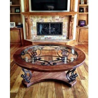 Patas de madera para mesa de centro
