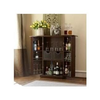 Mueble bar con cerradura 2