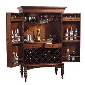 Mueble bar con cerradura 6
