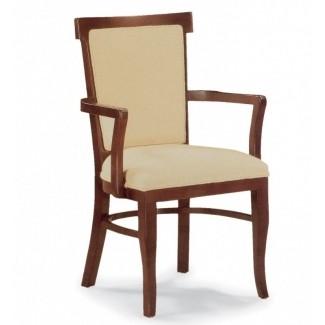 Todas las sillas de madera Sillón de madera g5006