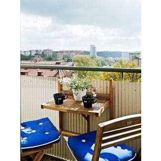 Mesas plegables para patio 3