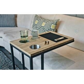Mesas modernas de bandejas para tv 1