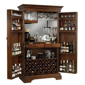 Mueble bar con cerradura 5