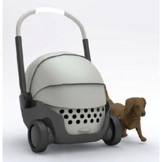 Transportines para gatos con ruedas