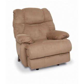 Sofá reclinable de cuero Berkline