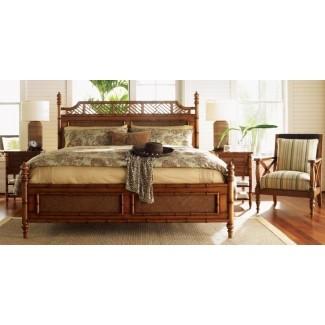 Colección de dormitorios Tommy Bahama Home Island Estate Panels Bedroom