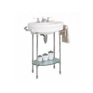 Consola pequeña para lavabos 1