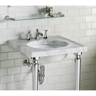 Soluciones de lavabo de baño pequeñas