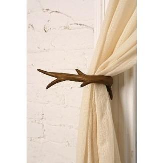 Correas traseras modernas para cortinas