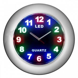"""Reloj de pared LED de 12 """""""