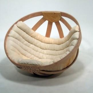 Moderna silla papasan 22