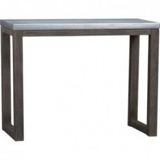 Mesas pequeñas con altura de mostrador 2