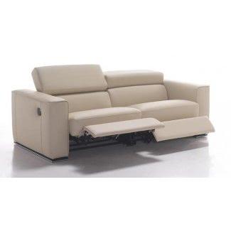 Gh 228 sofá reclinable moderno sillones reclinables electrónicos función abatible hacia atrás