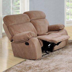 Loveseat reclinable Amida