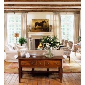 Muebles de salón ingleses 1
