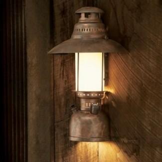 Linterna aplique de pared